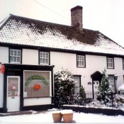 Palgrave Post Office and Stores circa 1994