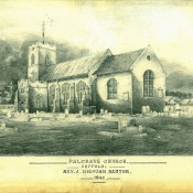 St Pater's Church dated 1842