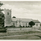 St Peters Church circa 1960