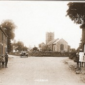 St Peters Church circa 1910