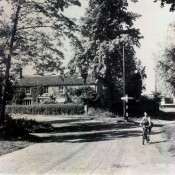The Green and Lows Lane circa 1952
